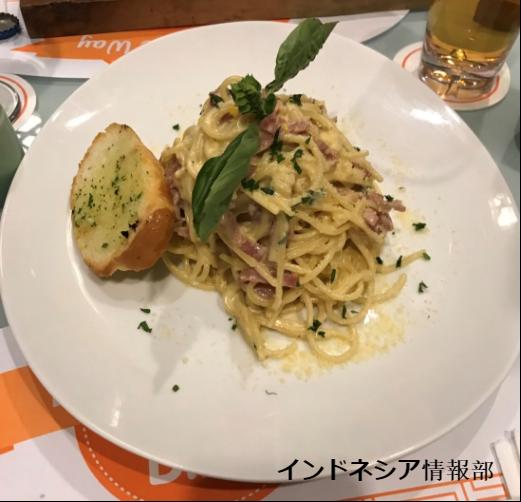 スパゲティの写真