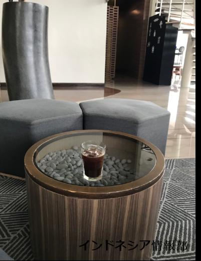 All Seasons Jakarta Thamrin(オールシーズンズ・ジャカルタ・タムリン)のカフェのコーヒーの写真