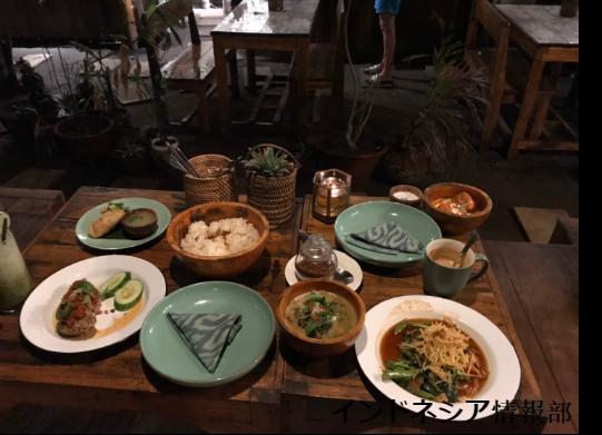 Pituq Waroengの料理の写真